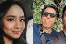 5 Potret kedekatan Gita Gutawa & adik Vidi Aldiano, gandengan