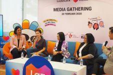 Dinda Puspitasari kampanyekan Sisterhood Empowerment lewat stiker