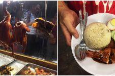 Nasi Hainan Singapura kaki lima Jogja, sesuap berasa di Orchard