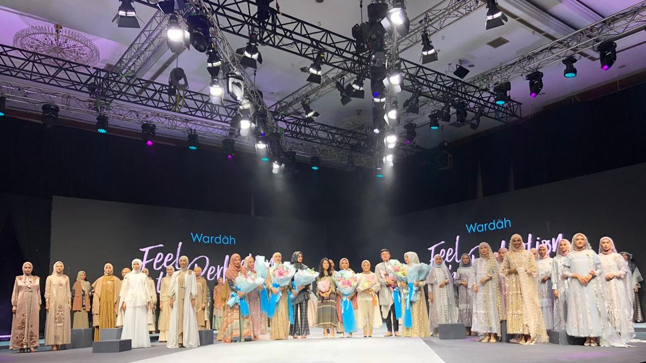 Bertema Feel The Perfection, Wardah gandeng 4 desainer di Muffest 2020