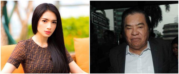 Mantan mertua Angel Karamoy, Ventje Rumangkang meninggal dunia