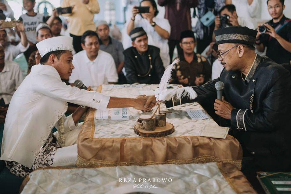 7 momen manis pernikahan Evan Dimas Instagram