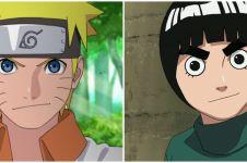 5 Karakter yang menginspirasi di anime Naruto, patut dicontoh