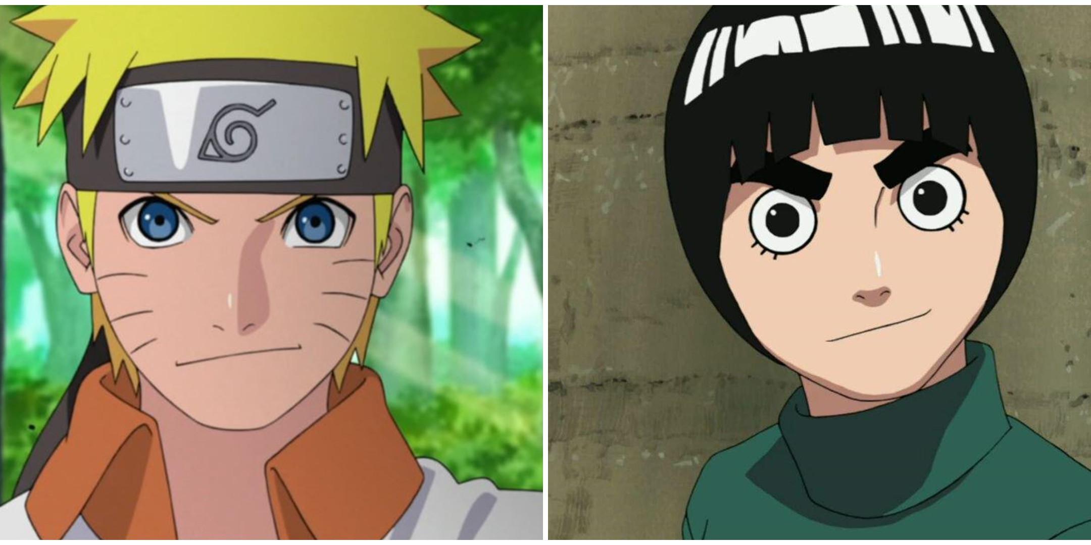 5 Karakter Yang Menginspirasi Di Anime Naruto Patut Dicontoh