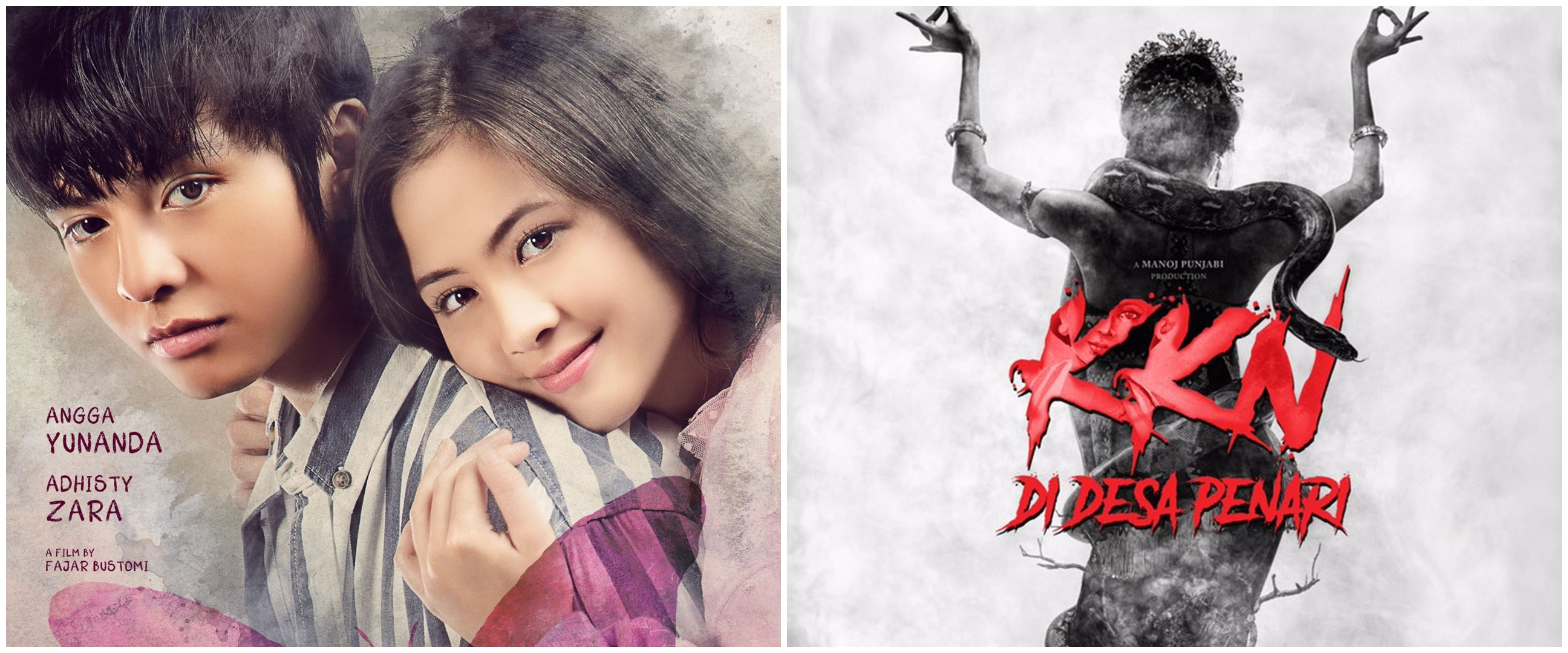 8 Film Indonesia Maret 2020, Mariposa hingga KKN di Desa Penari