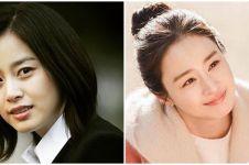 10 Transformasi Kim Tae-hee pemeran drama Korea Hi Bye, Mama