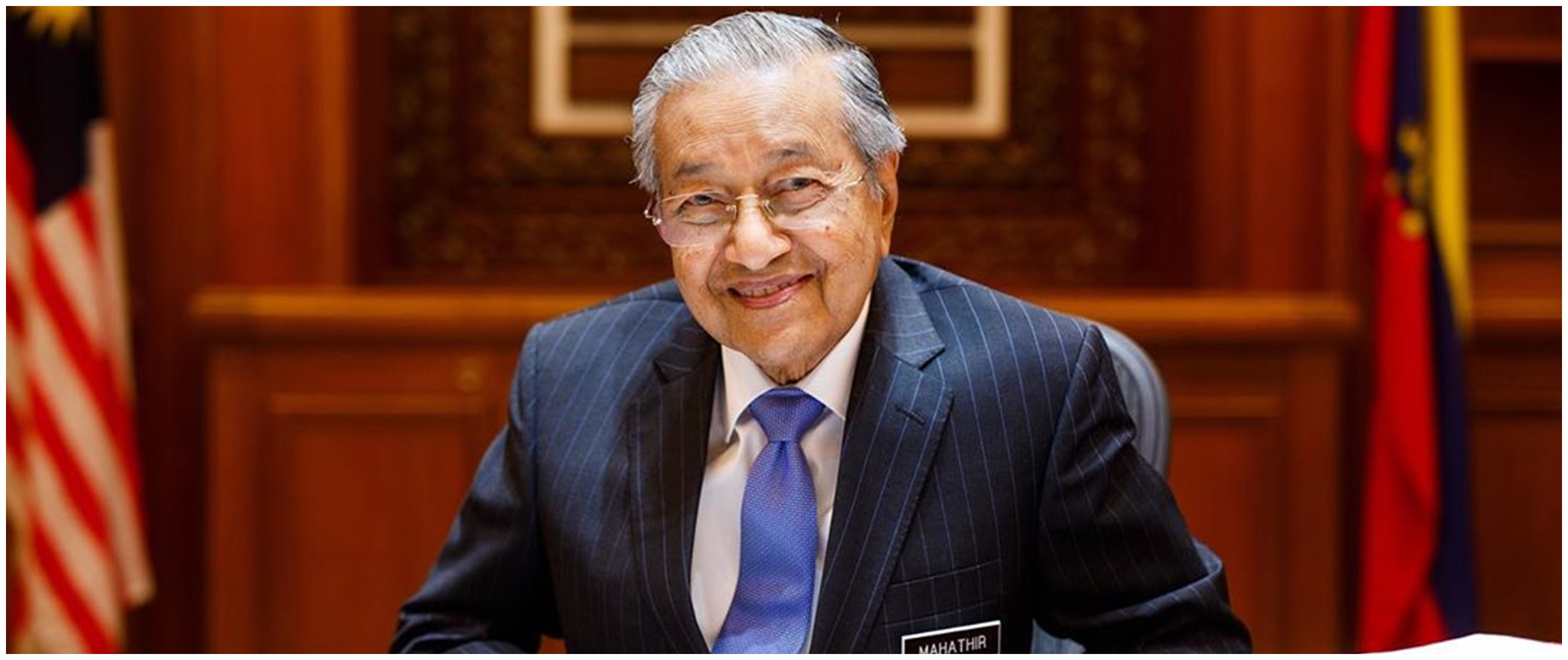 Mahathir Mohamad mundur jadi perdana menteri Malaysia