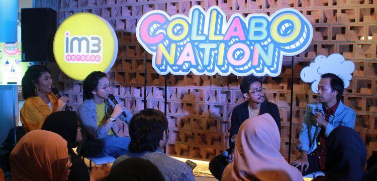Keseruan Collabonation, acara anak muda berkolaborasi dan berkreasi