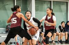 Tim Putri DBL All-Star Juarai Turnamen di California, bikin bangga