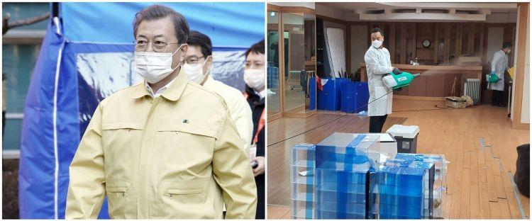 6 Fakta Korea Selatan darurat Virus Corona, peringatan merah