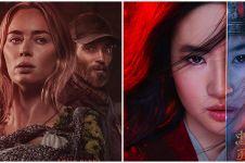 7 Film Hollywood tayang Maret 2020, action hingga horor