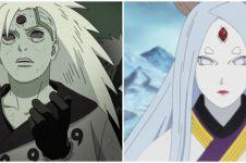 9 Musuh terkuat dalam anime Naruto, termasuk Kaguya
