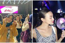 Luna Maya sampai Beby Tsabina, 10 seleb ini ternyata K-popers