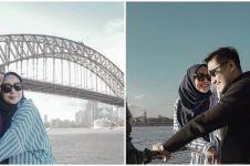 10 Potret liburan Arie Untung & Fenita di Australia, tanpa anak