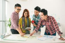 4 Rahasia di balik konten digital berkualitas, kolaborasi jadi kunci