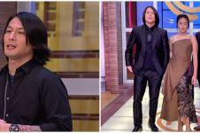 8 Potret Chef Juna berambut gondrong, mirip Severus Snape