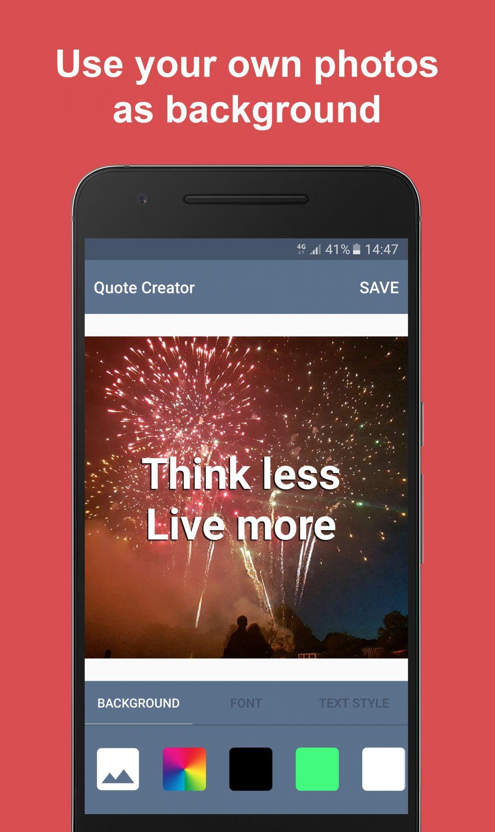 Aplikasi pembuat quotes terbaik © 2020 brilio.net