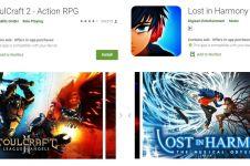 Rekomendasi 6 game untuk smartphone RAM 1 giga
