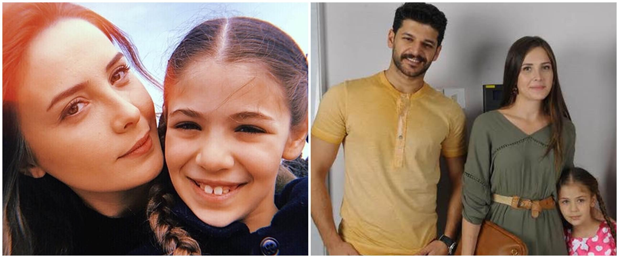 Ingat pemeran Melek di Drama Turki Elif? Ini 8 potret terbarunya
