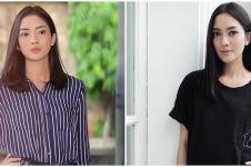 7 Gaya Ririn Dwi Ariyanti ber-makeup tebal, bikin pangling