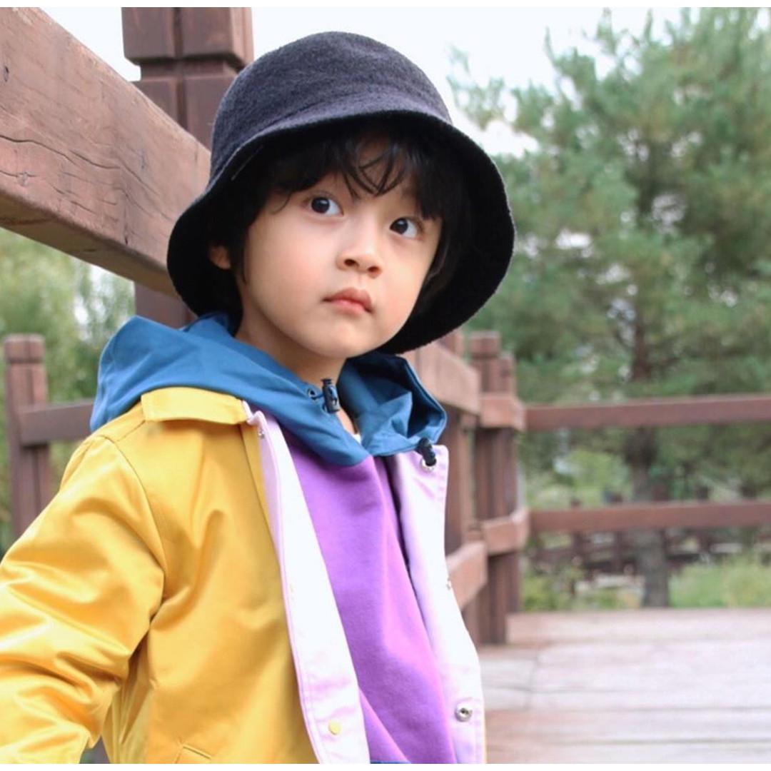 Ternyata cowok, ini 7 potret Seo Woo-jin aktor cilik di Hi Bye Mama