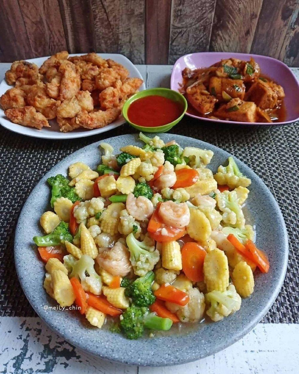 15 Resep Masakan Sederhana Untuk Pemula Praktis Dan Enak