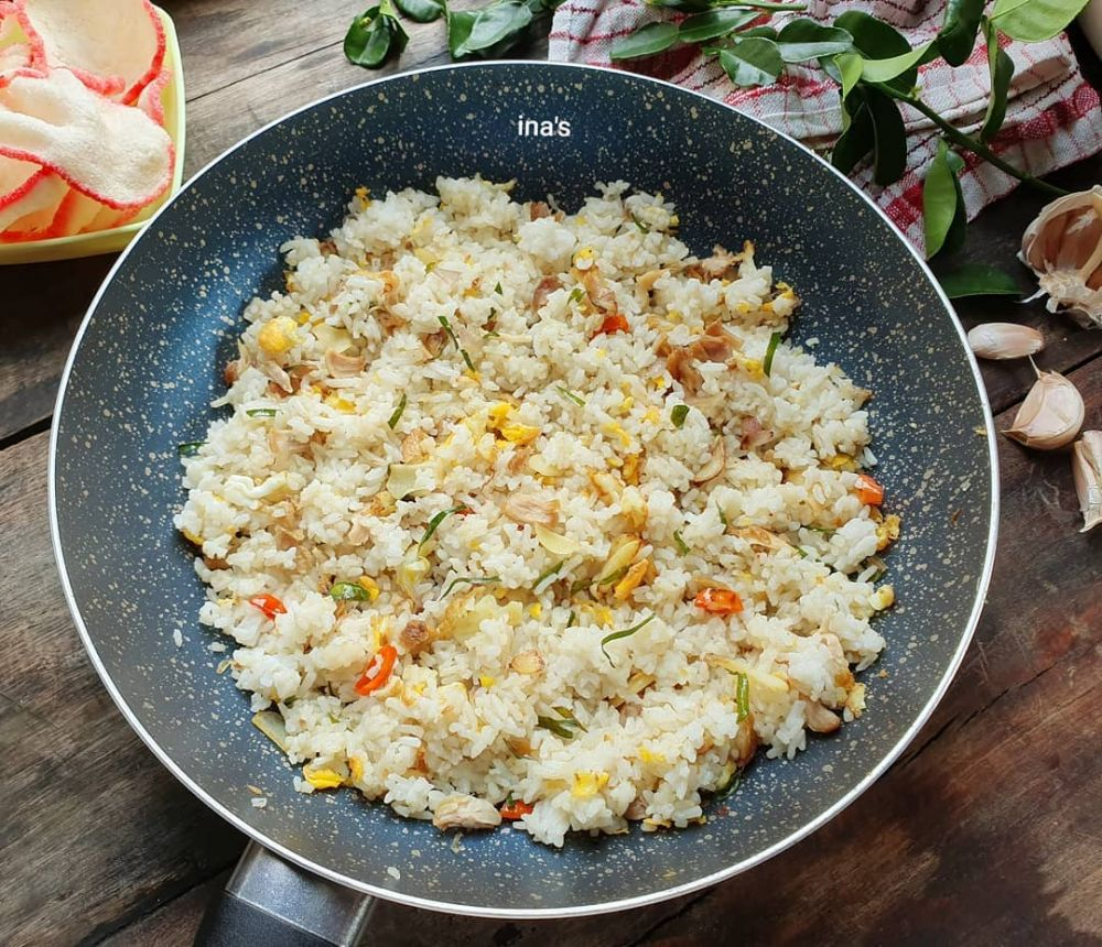 Resep masakan sederhana buat pemula Instagram