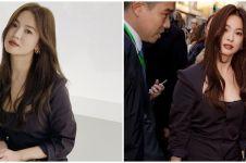 7 Potret terbaru Song Hye-kyo, pesonanya awet di usia jelang 40 tahun