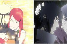 8 Momen mengharukan di anime Naruto, bikin nangis