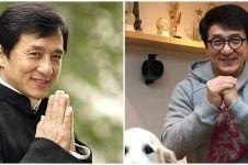 Dikabarkan terkena virus Corona, ini klarifikasi Jackie Chan