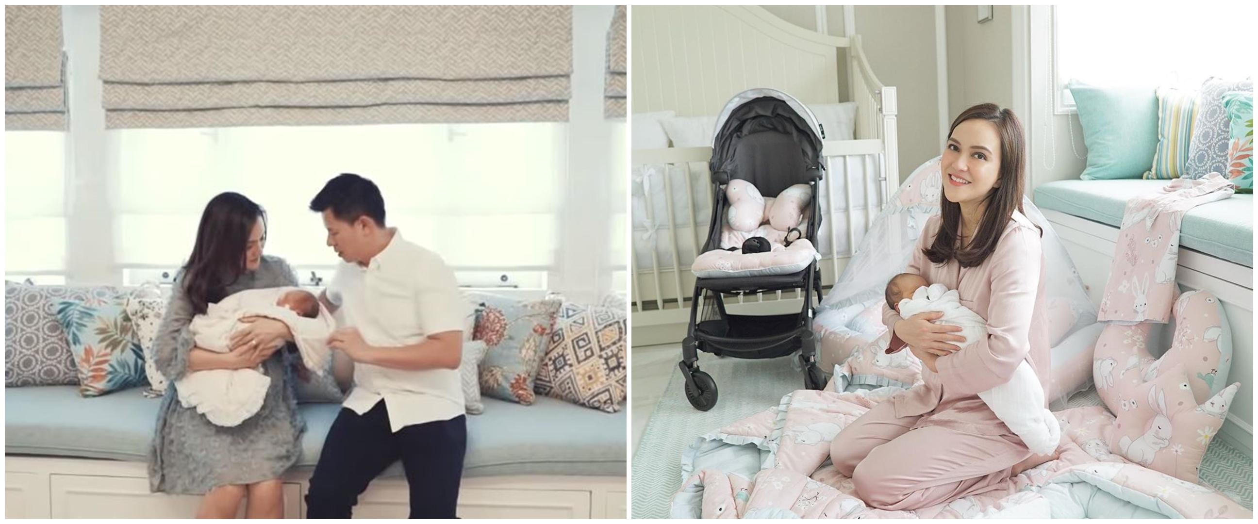 8 Potret kamar bayi Shandy Aulia yang baru lahir, mewah