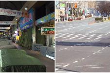 9 Potret kondisi wilayah Daegu usai infeksi Corona, bak kota hantu