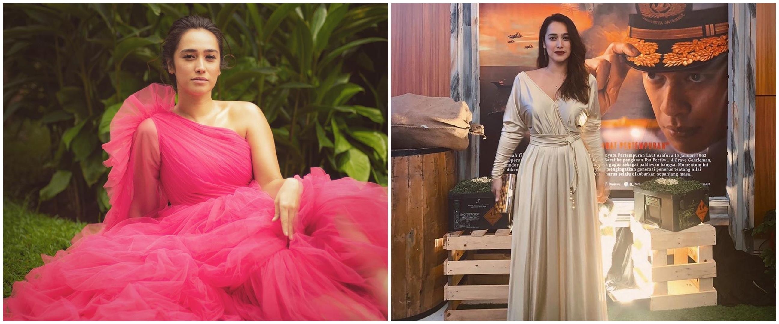 Tak pernah cukur bulu ketiak, ini 7 potret natural Alexandra Gottardo