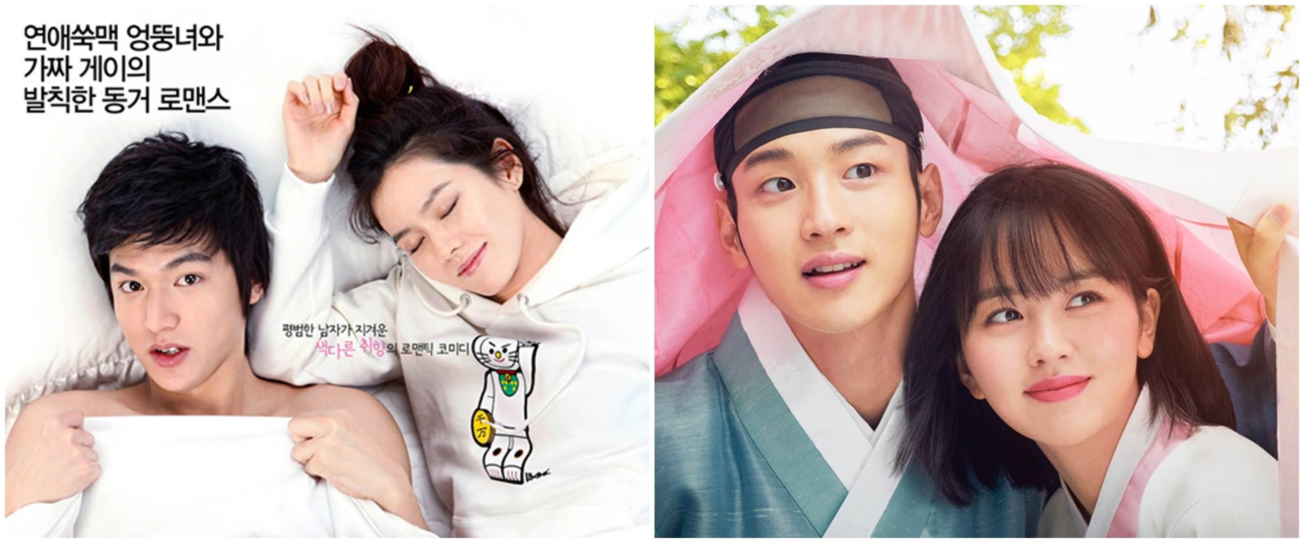 15 Drama Korea romantis cinlok satu atap, menarik tonton ulang