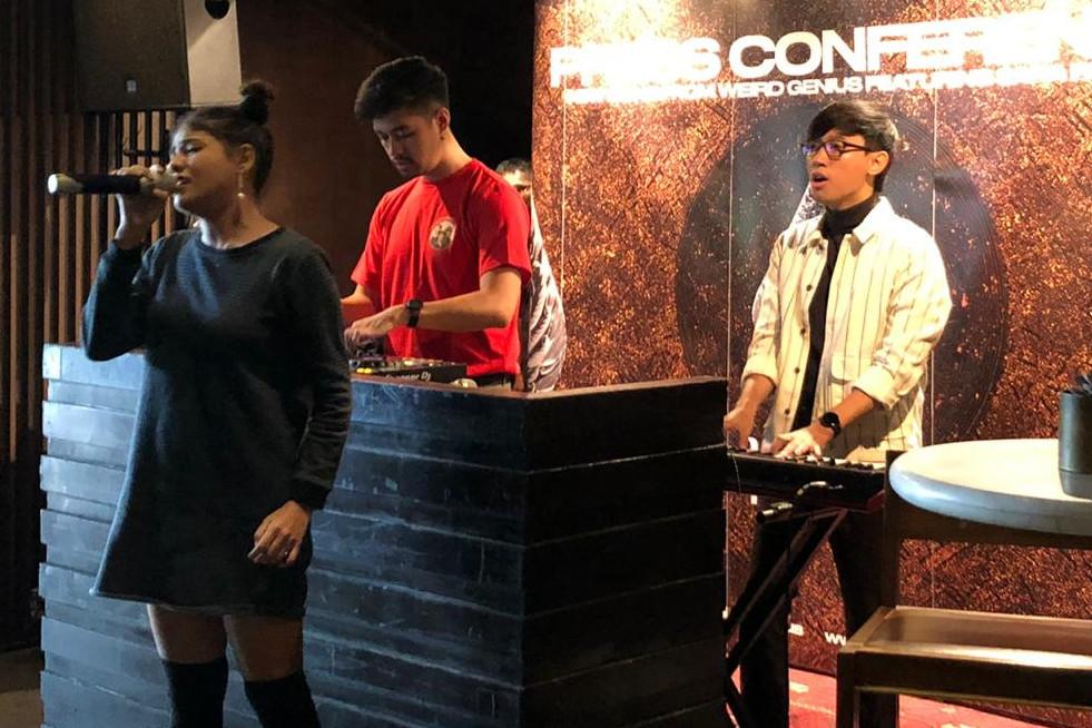 Weird Genius rilis single baru gandeng rapper Surabaya