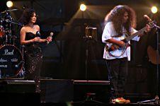 Tampil anggun, Yuni Shara bikin hanyut penonton BNI Java Jazz 2020