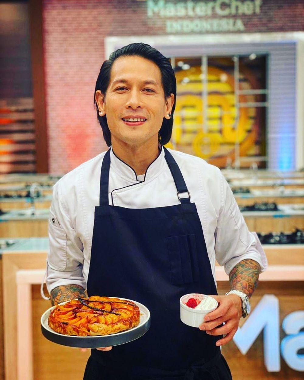 Seleb ini pernah dekat dengan Chef Juna Instagram