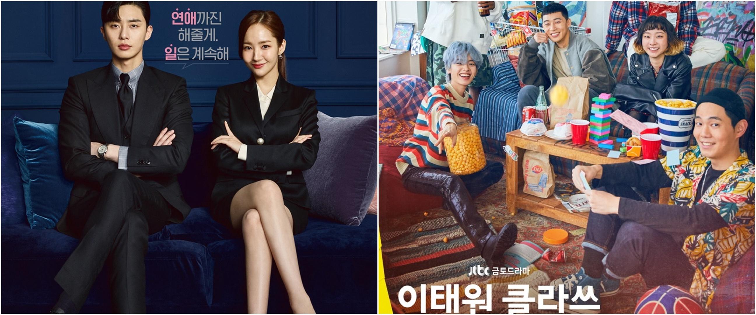 7 Drama Korea dibintangi Park Seo-joon, terbaru Itaewon Class