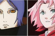 10 Ninja perempuan paling kuat dalam film Naruto