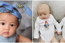 Selain Kiano Tiger, Instagram 4 bayi seleb ini diikuti ratusan ribu
