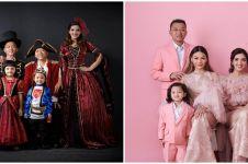 7 Tema pemotretan keluarga Anang-Ashanty, unik & tampil kompak