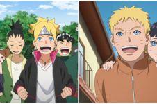 Tayang di TV, 8 karakter shinobi muda di anime Boruto