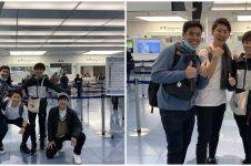 8 Momen liburan Jerome Polin & 3 sahabatnya dari Jepang, seru abis
