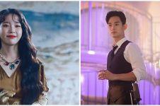 7 Potret persahabatan IU dan Kim Soo-hyun, friendship goals banget
