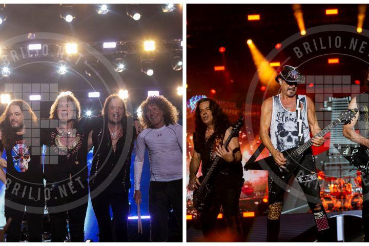 20 Foto Jogjarockarta 2020, Scorpions dan Whitesnake memukau!