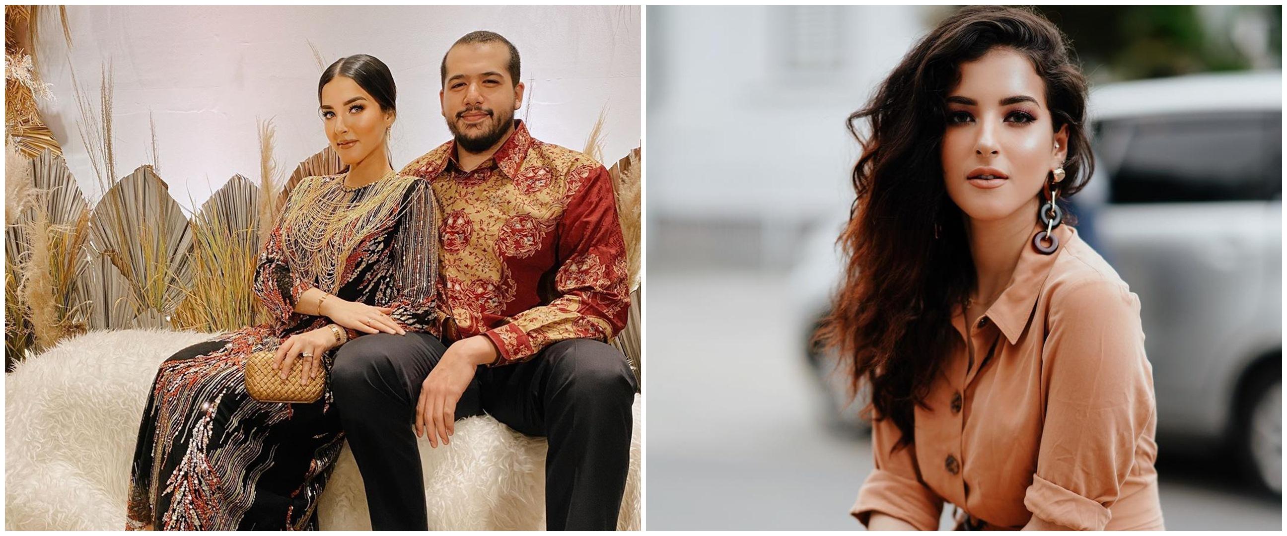 Momen Tasya Farasya beri kejutan kehamilan pada suami, bikin baper