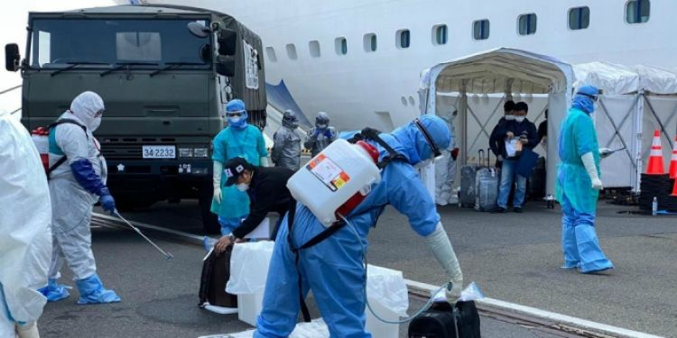 Terinfeksi Corona, 4 WNI kru Diamond Princess di Jepang sembuh