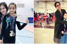 6 Anak artis yang ikut kejuaraan internasional, terbaru anak Ussy