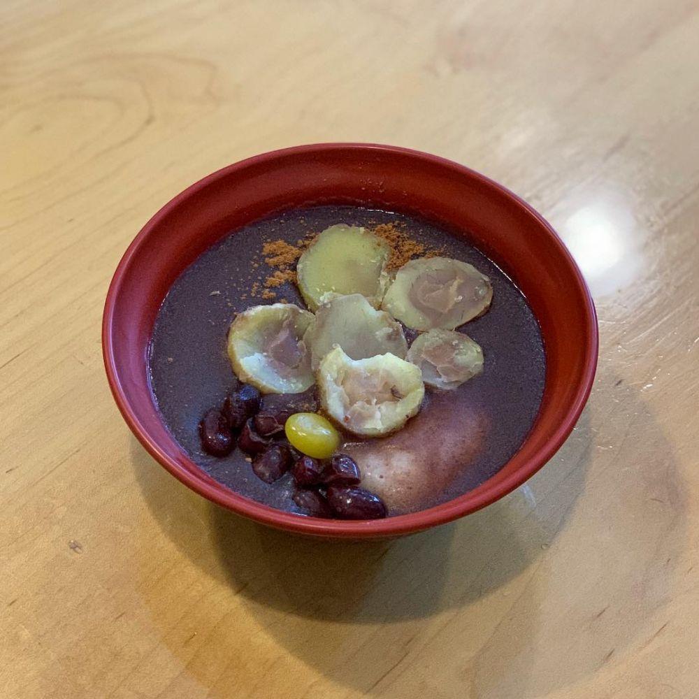 Resep bubur sehat ala Korea © 2020 brilio.net