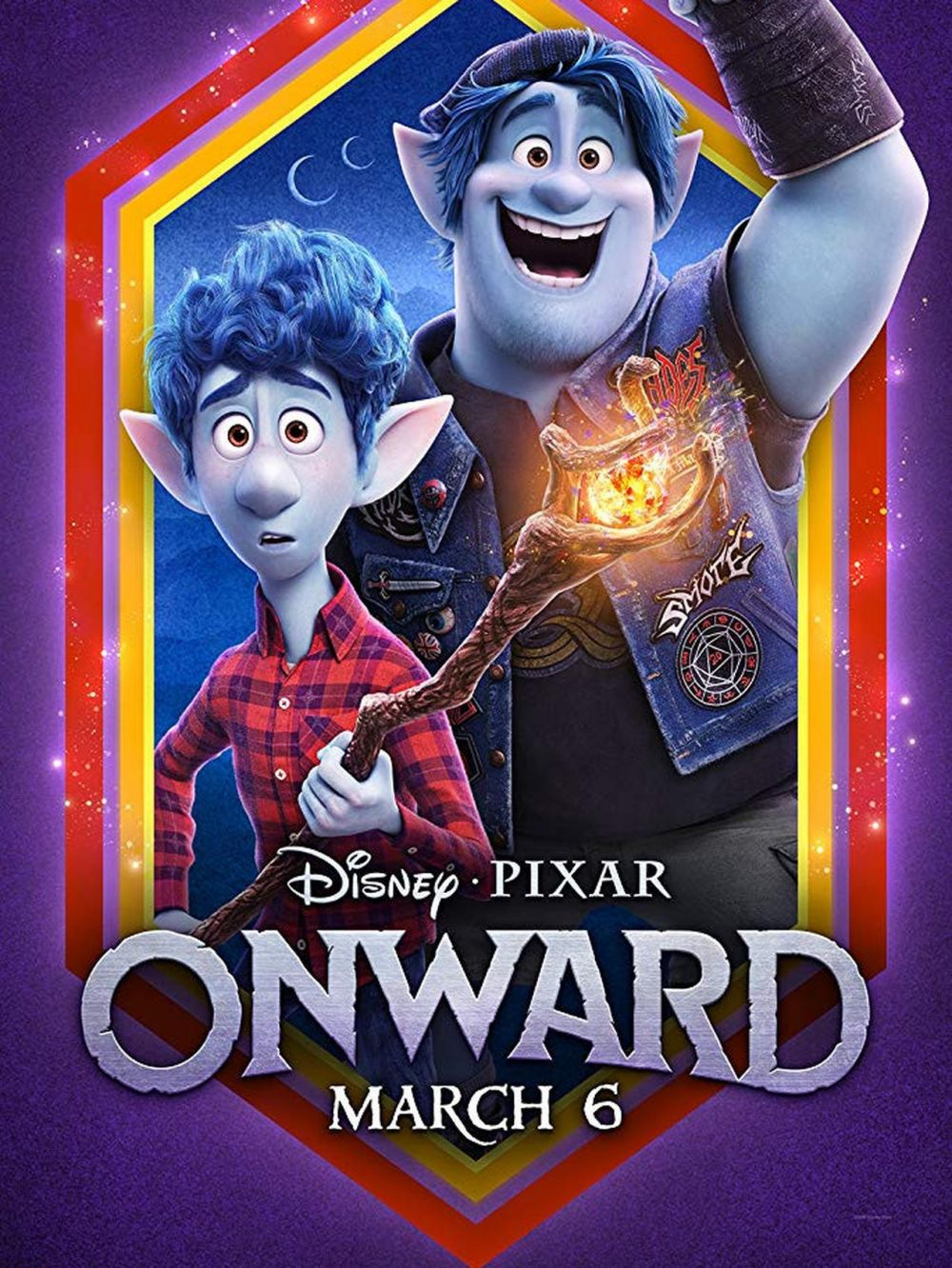 Fakta film Onward © 2020 IMDb/ Disney Pixar